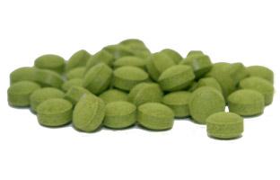 comprimidos de Moringa oleifera (Elikafoods ®)